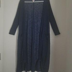 Lularoe knitted cardigan